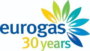 Eurogas logo 30Y 1