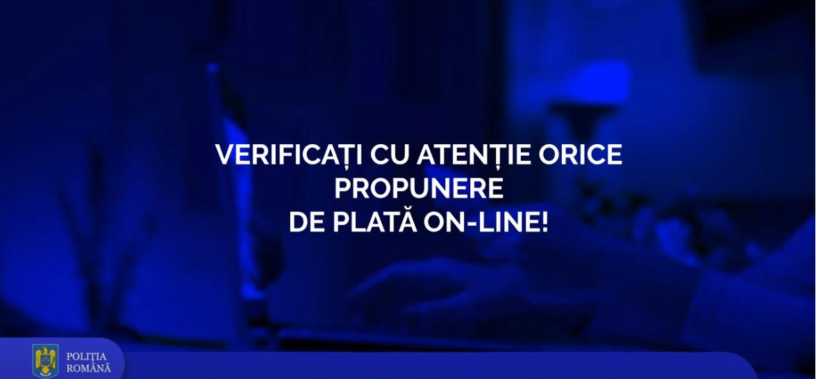 campania anti frauda online